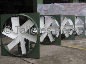 Extractores eléctricos - Talleres Pérez